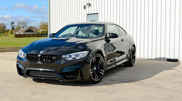 BMW M4 Detailing & Paint Protection