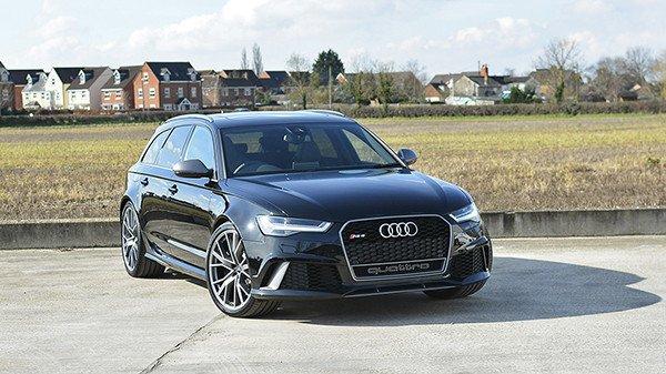 Audi RS6 Paint Protection Detail
