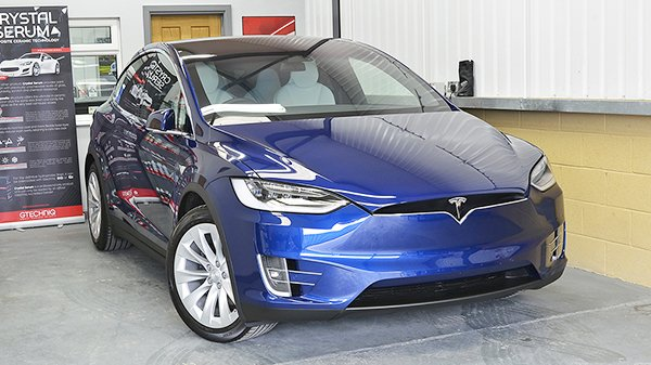 Tesla Model X - Paint Protection