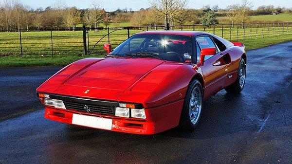 Ferrari 288 GTO Paint Protection Detailing