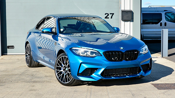 bmw m2 competition exclusive car care. Black Bedroom Furniture Sets. Home Design Ideas