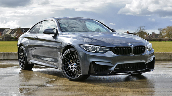 2018 BMW M3 Competition Paint Protection