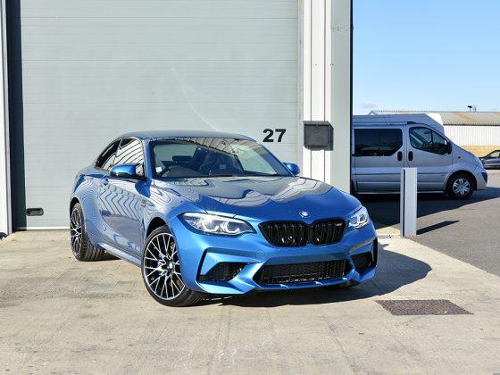 BMW M2 Competition Paint Protection
