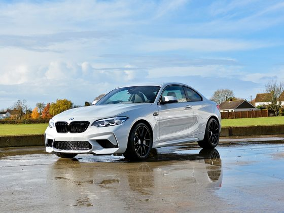 BMW M2 Competition - New Car Detail & Xpel Paint Protection