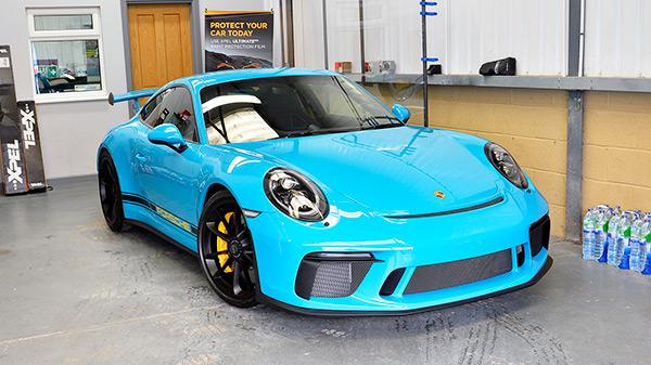 Porsche 991.2 GT3 - Car Detail & Xpel PPF