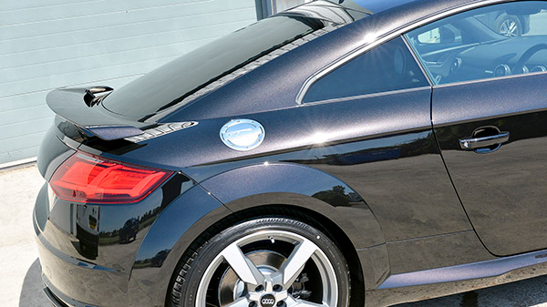 Audi Paint Correction