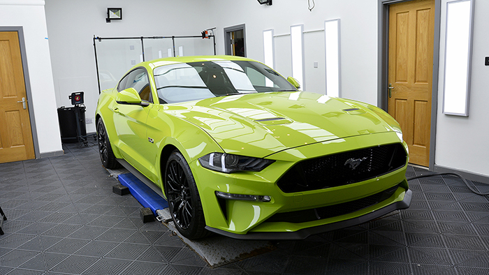 Stone Chip Protection For Ford Mustang GT