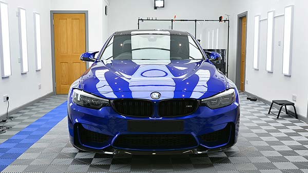 BMW M3 CS - Full Xpel Paint Protection Film Coverage
